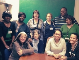 Staff at the Tulane University Coordinating Center